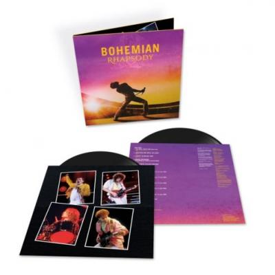 QUEEN's 'Bohemian Rhapsody: The Original Soundtrack' To Be Released As 2-LP Set