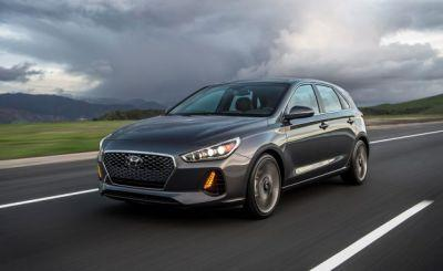 2018 Hyundai Elantra GT Hatchback Unveiled, Offers Turbo/Manual Combo
