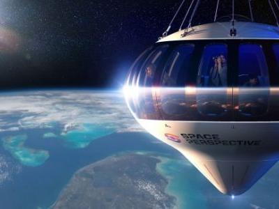 Space Perspective raises $40M for balloons that can take people into space
