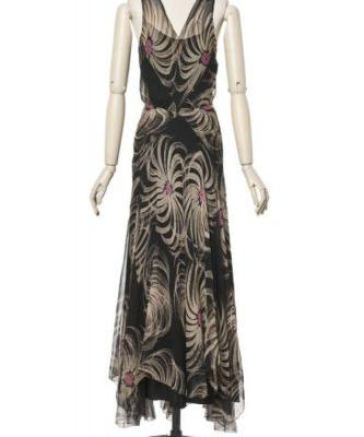 Evening DressMadeleine VionnetSummer 1930Les Arts Decoratifs