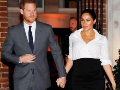 Pregnant Meghan Markle jets off to New York for secret baby shower away from Royal family