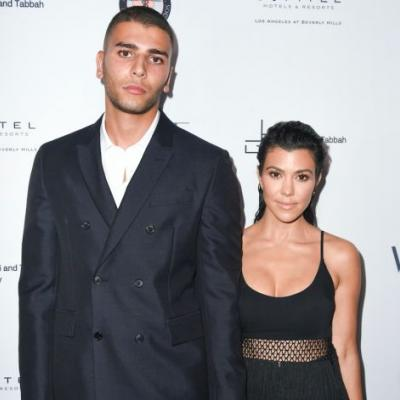 Kourtney Kardashian and Younes Bendjima Have Reportedly Split as He's Spotted With Woman in Mexico