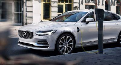 Volvo Trademarking Spree Hints At Numerous Electric Models