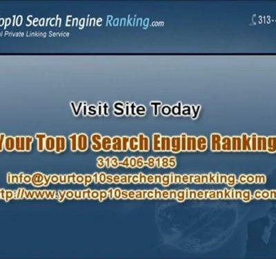Improve Search Engine Placement Ranking
