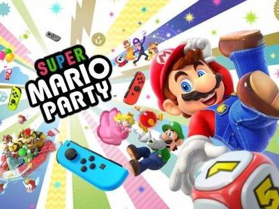 Super Mario Party Gets Launch Event at Nintendo World
