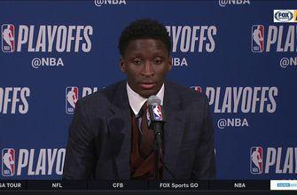 Oladipo on Pacers comeback over Cavs: 'We just came out with a sense of urgency'