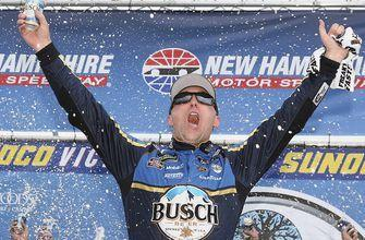 Kevin Harvick scores his sixth win of the year | 2018 NEW HAMPSHIRE