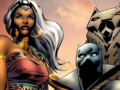 Dark Phoenix Star Doesn't Want a Storm & Black Panther Romance in the MCU