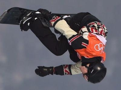 Canadians Parrot, McMorris win silver, bronze in men's snowboard slopestyle