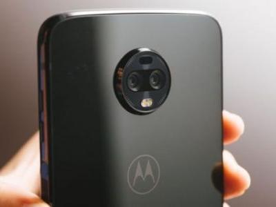 Moto Z3 with SD 835, side mounted fingerprint scanner, and 5G mod announced