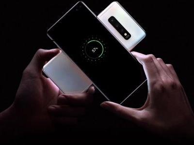 Samsung Galaxy S10 update improves Wireless PowerShare and camera stability