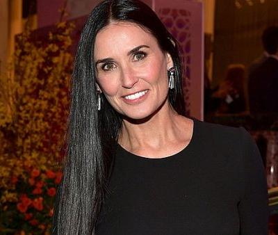 Demi Moore Credits This $75 Crystal Sculpting Tool to Her Age-Defying Look