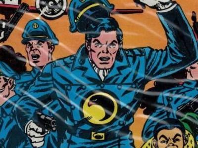 Steven Spielberg Enters The Superhero Game With BLACKHAWK
