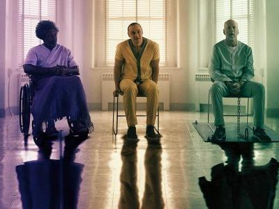 Contest: Win a Blu-ray copy of Glass