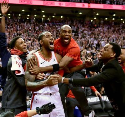 Inside Kawhi Leonard's historic buzzer-beater that lifted Raptors into East finals