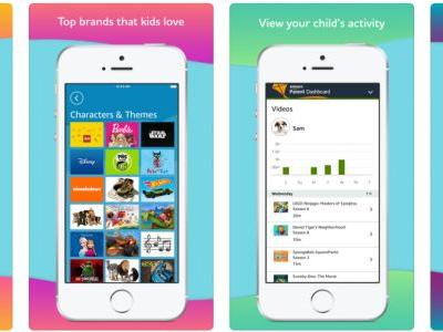Amazon's kid-friendly FreeTime app hits iOS as Facebook's Messenger Kids reaches new countries