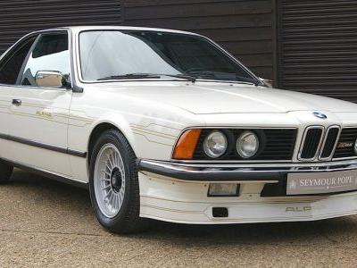 Here's Your Chance To Own One Of The 75 Alpina B9 3.5 Coupes Ever Made