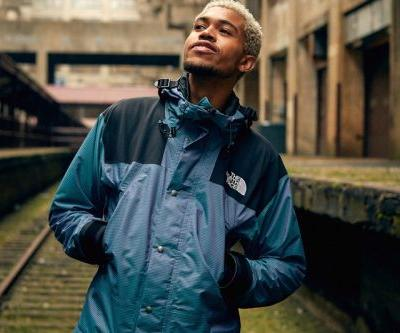 The North Face Debuts Iridescent Capsule Collection
