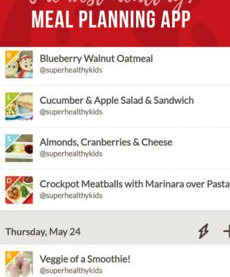 Top 10 Features of the Best Meal Planning App