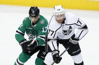 Stars fall to Kings 2-1 in Dallas