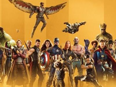 Cool Fan Posters Imagine If the MCU Began in the 1970s or 1940s