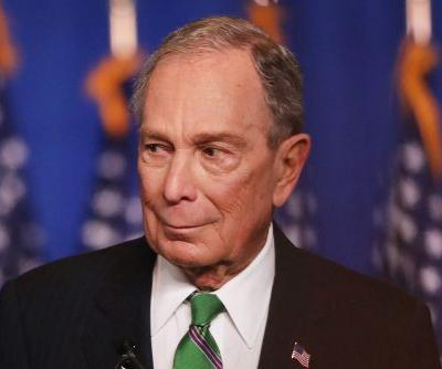 Mike Bloomberg refuses to cut line at Upper East Side restaurant