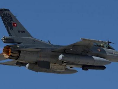 Turkish fighter jets reportedly harassed a helicopter carrying Greece's prime minister