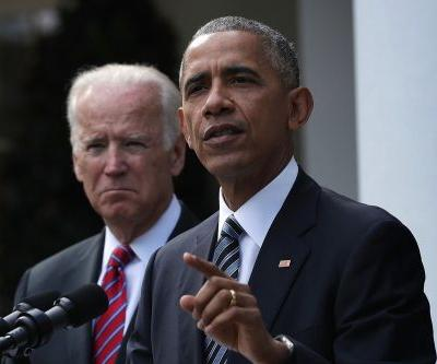 Obama praises Biden but stops short of endorsing him