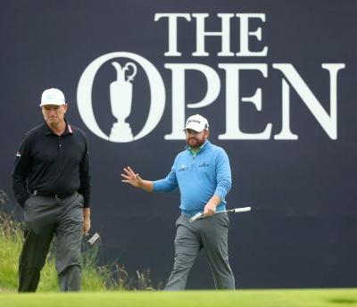 McDowell makes the cut before home crowd at Royal Portrush