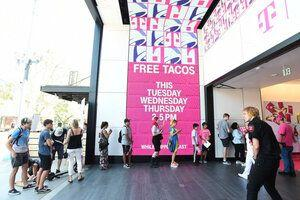 T-Mobile 3 free months Pandora premium, Adams family tickets
