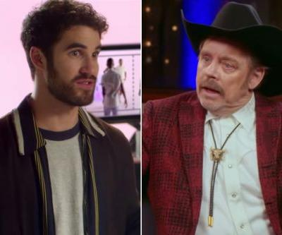 Mark Hamill goes country in Darren Criss' Quibi show 'Royalties'