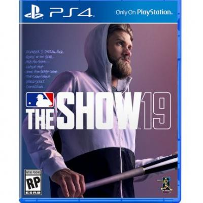 Say Hello to Your MLB The Show 19 Cover Athlete: Bryce Harper