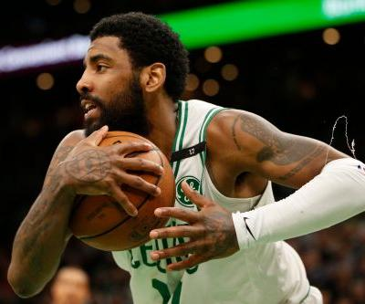Report: Kyrie Irving cuts ties with longtime agent as free agency nears