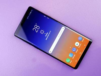 Samsung Galaxy Note 10 could have a mammoth screen