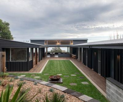 Gerroa House / Bourne Blue Architects
