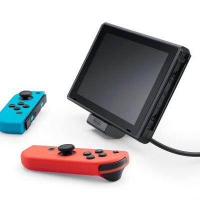Nintendo Reveals Official Switch Charging Stand