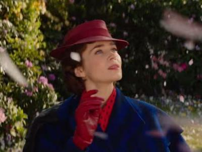 Full Mary Poppins Returns Trailer Is Practically Perfect In Every Way