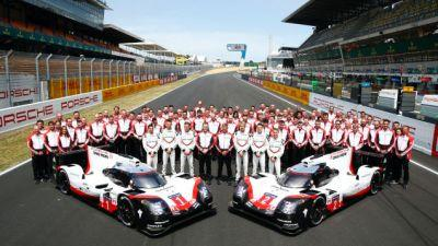 There Are Rumors Of Porsche Quitting Le Mans Now