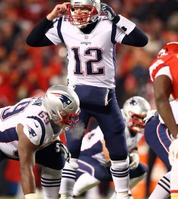 NFL looking into report that laser was pointed at Tom Brady in AFC Championship Game