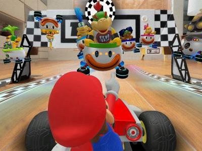 SwitchArcade Round-Up: 'Mario Kart Live: Home Circuit', 'Crown Trick', and Today's Other New Releases and Sales