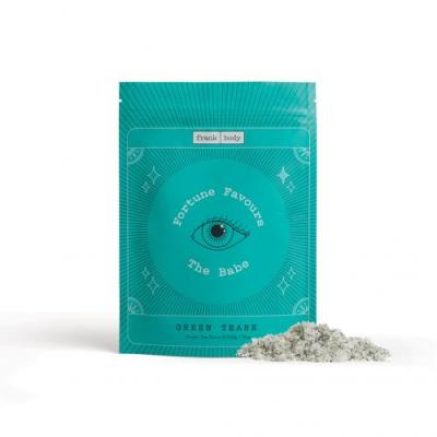 Frank Body Now Has a Green Tea Scrub, and It's Selling Out Fast