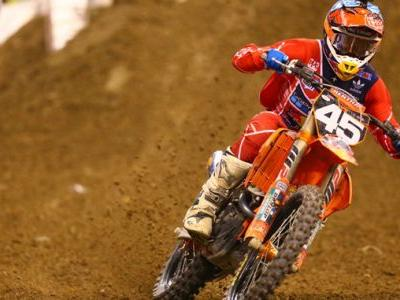 Troy Lee Designs/Red Bull/KTM's Smith Tightens Points Battle With Fourth Place at Indianapolis Showdown