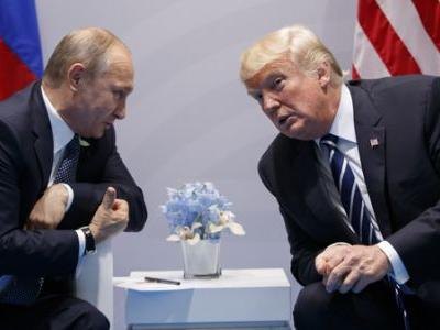 Trump Says He's 'Not Keeping Anything Under Wraps,' About Meetings With Putin