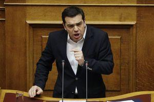 Greece's Tsipras paints positive picture of future reforms