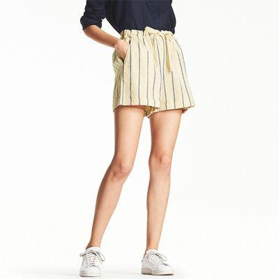 Mad Deals Of The Day: The Cutest Striped Shorts From Uniqlo And More
