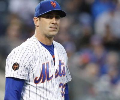 Mets send Matt Harvey to bullpen