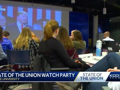 State of the Union: Calls for bipartisanship approved by metro students