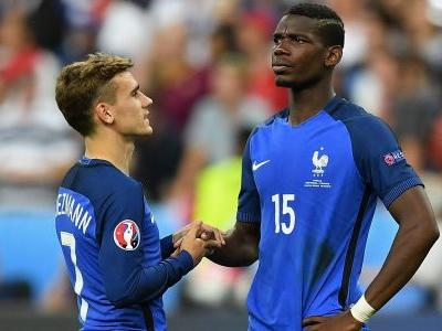 Griezmann expecting 'big things' from Pogba under World Cup spotlight