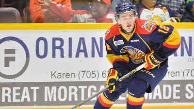 OHL Roundup: Otters beat Steelheads for 12th straight win