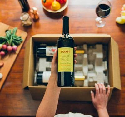 I tried a new subscription service that delivers curated wines from top vineyards around the world for only $13 per bottle - here's how it works